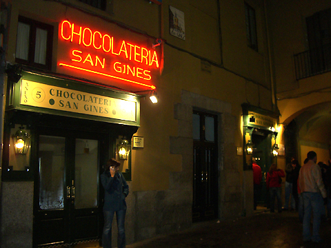 Chocolateris San Cines