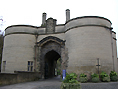 Nottingham Castle : Entrance