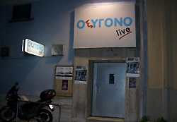 Oxygene Music Stage in Athens, Greece