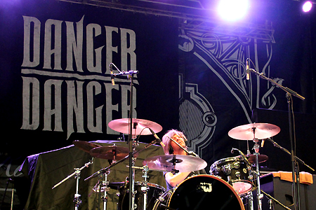 Danger Danger at M3 Rock Festival 2013 in Columbia, MD #3