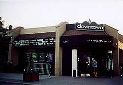 The Downtown : Front