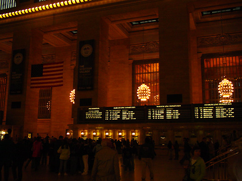 Poughkeepsie, NY Pic #3 : Grand Central Station in NY