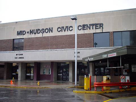 Poughkeepsie, NY Pic #10 : Mid-Hudson Civic Center