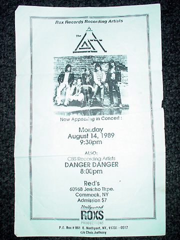 Farmingdale, NY Pic #6 : D2's First Show's Flyer
