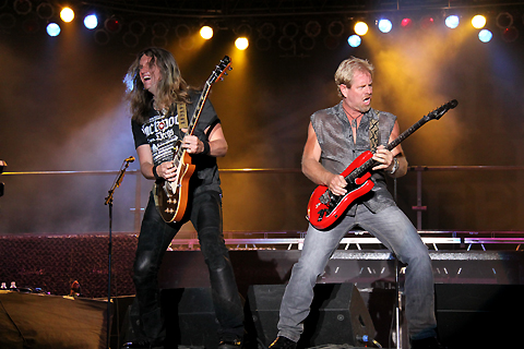 Rocklahoma 2009 Pic #56 : Night Ranger Live!!! #6