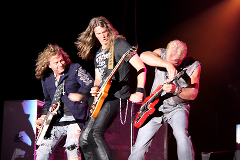Rocklahoma 2009 Pic #60 : Night Ranger Live!!! #101