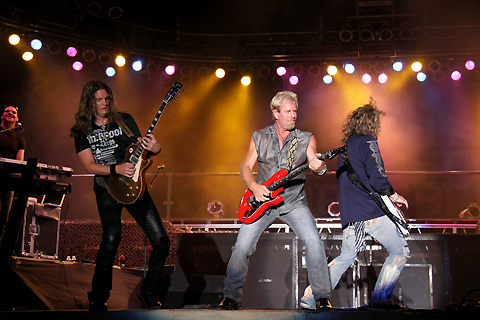 Rocklahoma 2009 Pic #67 : Night Ranger Live!!! #17