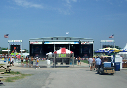 Rocklahoma 2009 Main Stage #1
