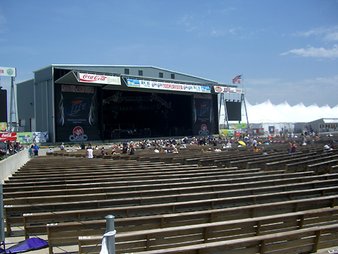 Rocklahoma 2009 Main Stage #2