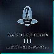 Z Records Compilation - Rock The Nations III
