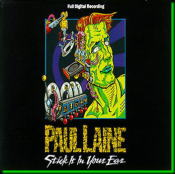 Stick It In Your Ear / Paul Laine