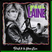 Stick It In Your Ear / Paul Laine (with Bonus Tracks)