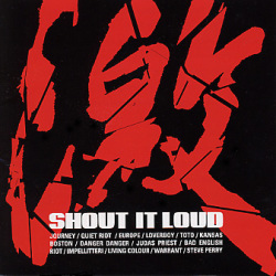激 SHOUT IT LOUD