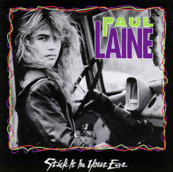 Stick It In Your Ear / Paul Laine (with Bonus Tracks) : Front