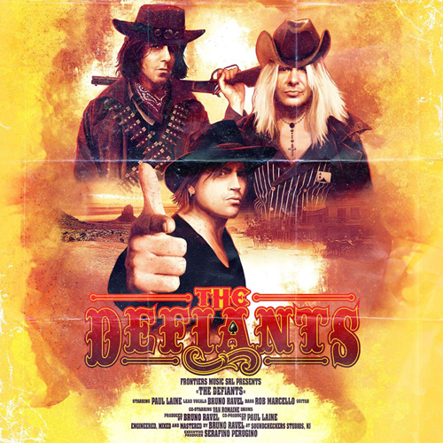 The Defiants - Official Pic #1