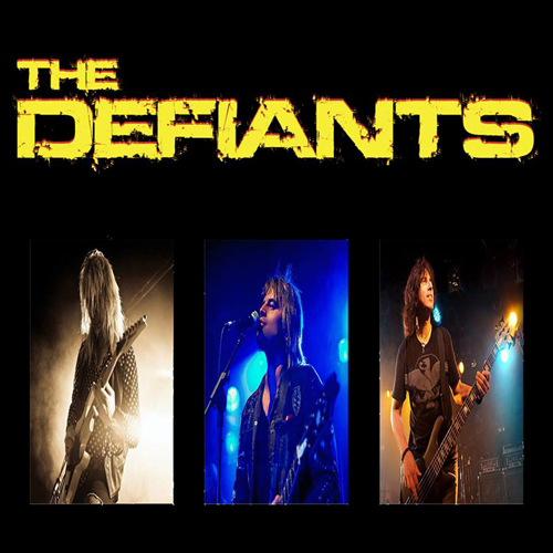 The Defiants : New Profile Picture on Facebook, Oct. 15, 2015