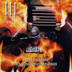 Three - Andersen / Laine / Readman