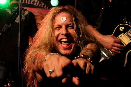 Ted Poley Band Scandinavian Tour 2011 #15