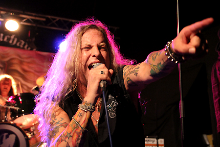 Ted Poley Band Scandinavian Tour 2011 #18