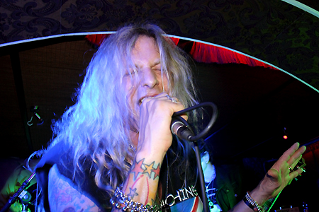 Ted Poley Band Europe Tour 2012 #2