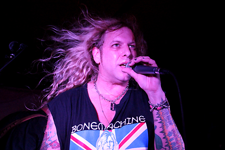 Ted Poley Band Europe Tour 2012 #4
