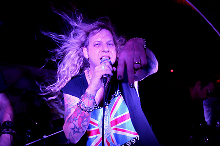 Ted Poley Band Europe Tour 2012 #5