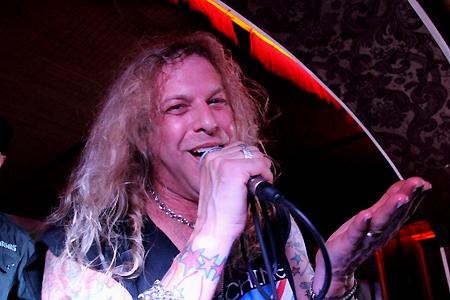 Ted Poley Band Europe Tour 2012 #6