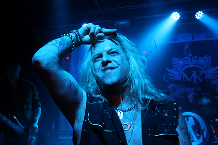 Ted Poley Band Live at MelodicRockFest 3 #3