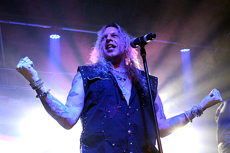 Ted Poley Band Live at MelodicRockFest 3 #12