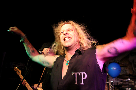 Ted Poley Band Europe Tour 2012 #9
