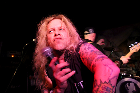 Ted Poley Band Europe Tour 2012 #10