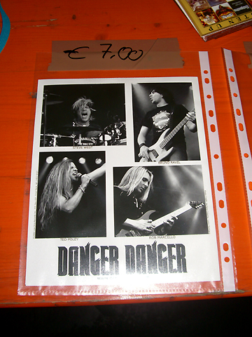 Danger Danger 2005 Official Photograph