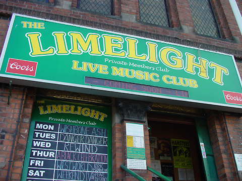 The Limelight in Crewe