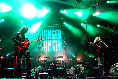 Danger Danger at Vasby Rock Festival 2015 in Upplands Vasby, Sweden #26
