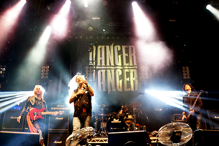 Danger Danger at Vasby Rock Festival 2015 in Upplands Vasby, Sweden #31